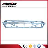 Ферменная конструкция треугольника Китая облегченным скрепленная болтами алюминием