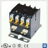 Профессионал сделал AC/Dp магнитное электрическое 4 Поляк контактор 40A 24V-240V с утверждением UL