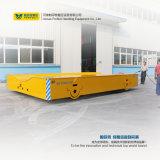 Máquina de manipulação elétrica do carro de transferência do armazém para a linha de produção do metal