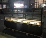 3-lagen Cake Cooler/Pastry Display Fridge met Roestvrij staal Base (RL740V-S2)