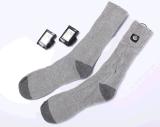 Intelligente weites Infrarot-erhitzte nachladbare Batterie-erhitzte Socken für kaltes Wetter
