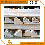 Automatische Steinmaschine des profils GBXJM-600-4