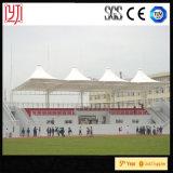 Tienda de PVDF para la escuela y el estadio en estructura del marco de acero
