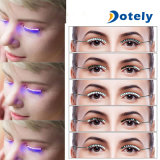 LED-Auge peitscht Augenlid-falsche Wimper-Extension