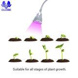 A planta cresce lâmpada Growing da planta das luzes 5W