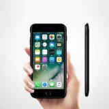 Côté sans fil de pouvoir de caisse de batterie de chargeur de téléphone mobile pour l'iPhone 6/7/Plus