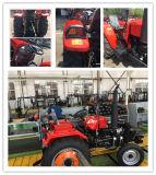maquinaria 140HP agricultural grande/exploração agrícola/gramado/jardim/estojo compato/Constraction/trator Diesel da exploração agrícola/de cultivo