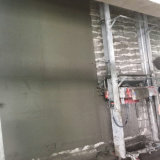De Machine van het Pleister van de Nevel van het Cement van het Mortier van de muur voor Bouw
