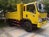 Sinotruk Cdw 4X2 7 Tonnen-Speicherauszug/Kipper-heller LKW