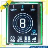 Ausrüstungs-kundenspezifisches Segment LCD