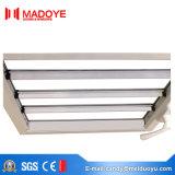 Obturateurs manuels en aluminium d'Elgant avec la glace isolante