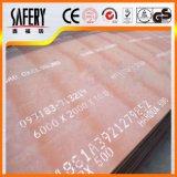 Desgaste de alta resistencia - placa de acero resistente de Hardox de la placa de acero