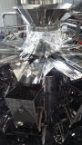Macchina per l'imballaggio delle merci degli spuntini automatici della Multi-Testa con qualità di Hing