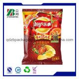 Verpackende Kartoffelchips/Kartoffel-Scheibe-Beutel/Plastikkartoffelchip-Beutel