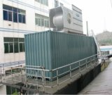 Containerized Flake Ice Plant для Concrete Cooling