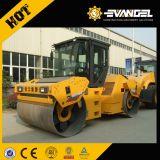 Xd122 rolo vibratório de rolo vibratório de 12 toneladas Roller duplo