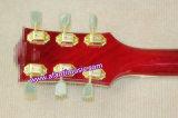 Carrocería y cuello de caoba/guitarra eléctrica de Afanti (ASG-533)
