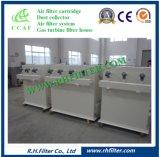 Het Systeem van de Inzameling van het Stof van de Patroon van Ccaf voor Industrieel Stof