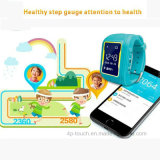 Geo 담 기능 (Y3)를 가진 GPS 시계가 최대 대중적인 선전용 선물에 의하여 농담을 한다