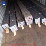 Barra lisa de aço da mola/barra horizontalmente de aço