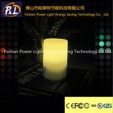 Bunte dekorative drahtlose Plastiklampe des Pfosten-LED