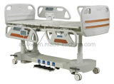 세륨 FDA ISO13485 Quality Multifunctional Electric 병상 (ICU 침대) (ALK06-B09P)