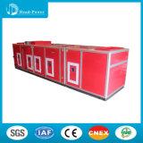 クリーンルームのモジュラー冷暖房システム