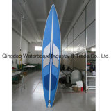 Modèle bleu de mode de couleur de panneau de vague déferlante gonflable de palette