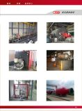 Der Olpy einfache gebetriebene und leistungsfähige medizinische überschüssige Verbrennungsofen Fsl-20