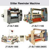 Producing ATM Rolls를 위한 자동적인 Paper Slitting Machine