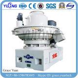 O anel vertical da patente de Yulong morre a máquina de madeira da pelota da serragem