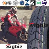 China fabricante de 3 ruedas sin cámara 90 / 90-18 neumático de la motocicleta