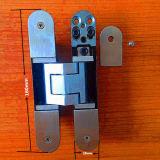 隠された3D調節可能なヒンジ