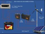 generador de CA del generador de turbina de viento de la serie de 400W 12V o de 24V M3 para el sistema híbrido de Wind&Solar