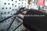 HDPE 두 배 빈 벽 감기 관 생산 기계 선