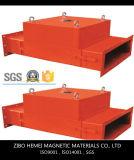 De Permanente Magnetische Separator van de pijpleiding voor de Bouwmaterialen van de Steenkool van het Cement