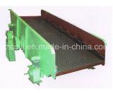 Equipamento auxiliar da linha peneira de vibração do carvão amassado para a seleção de carvão