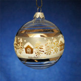 Luz de la bola de cristal con luz LED para la decoración (IL109021)