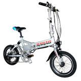 Venta directa de la fábrica batería incorporada de 16 pulgadas plegable la bici eléctrica (JB-TDR01Z)