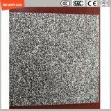 la impresión Ultravioleta-Resistente del Silkscreen de 3-19m m/el grabado de pistas ácido/helaron/el plano del modelo/doblaron el vidrio Tempered/endurecido para la luz del LED, los muebles al aire libre y la decoración con SGCC/Ce