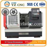Réparation de roue de l'alliage Wrc28 - tour de commande numérique par ordinateur de sonde de convertisseur analogique/numérique de réparation de RIM