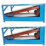 Séparateur magnétique en plaques pour hématite, poudre de mica, charbon, feldspath