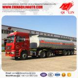 Poids d'ivraie 10 tonnes de bitume de chargement de camion-citerne de remorque semi