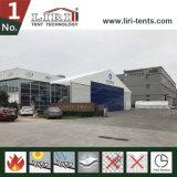 Grande tente en aluminium de hangar avec la porte coulissante pour les avions et l'hélicoptère