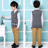GirlsおよびBoysのための中国Making Primary School Uniform Vest
