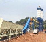 2017 planta de procesamiento por lotes por lotes concreta inmóvil caliente de la venta 60m3/H