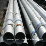 직류 전기를 통한 Tube 또는 Galvanized Pipe & Hot DIP Galvanized Steel Pipe & Galvanized Iron Pipe