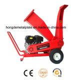 Shredder 9HP Chipper de madeira de Qingdao, China