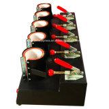 Máquina da imprensa do calor da caneca de cinco estações