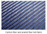 Fibra del carbón/tela de la fibra de Aramid/hoja de la fibra del carbón de los productos del carbón